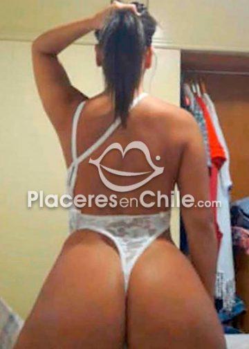 Abigail puta culona en Melipilla Chile