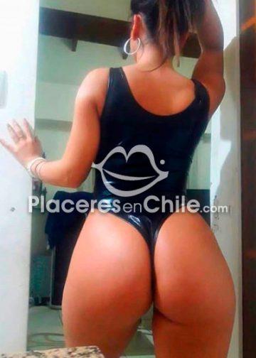 Abigail escort en Melipilla Chile