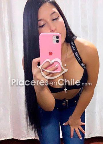 Valentina escort chilena en Lo Barnechea